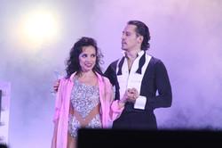 Svetlana Svetikova and partner