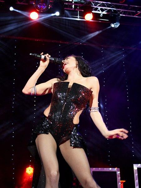 Svetlana Svetikova,Russian Singer
