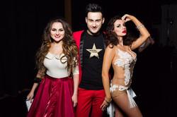 Maria Arnaut,Misha Mayer and Anna