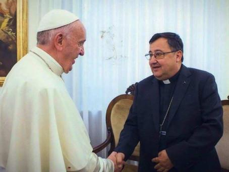Nuevo Obispo de la Diócesis de Valparaíso