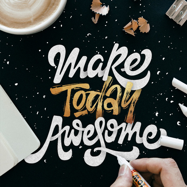 Hand-Lettering Quotes