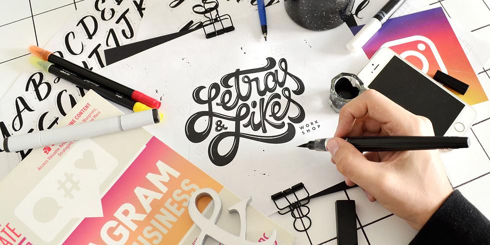 Letras & Likes Workshop