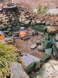 Pond Clean, Pond Cleaning, Koi Pond Cleaning, Pond Contractor, Pond Services, Pond Maintenance, Leander Texas, Water Feature Cleaning, Water Feature Services, Water Feature, Pond Vacuum