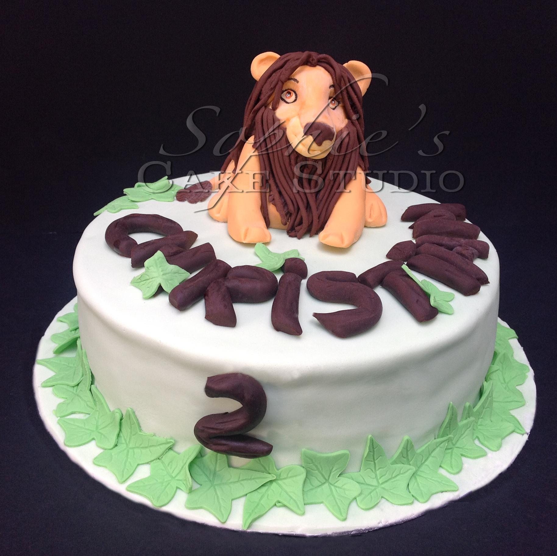 simba cake watermark