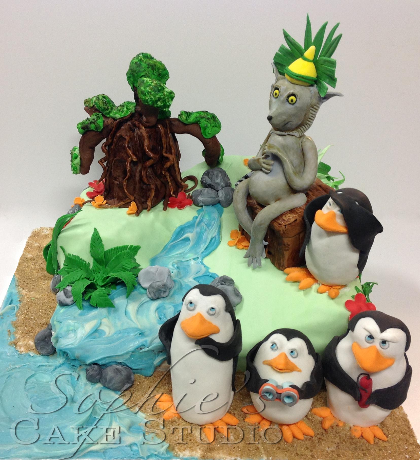 madagascar cake watermark