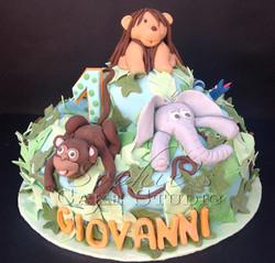 jungle cake watermark