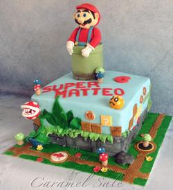 mario bross cake watermark