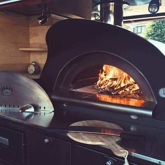 Pizzalicious oven