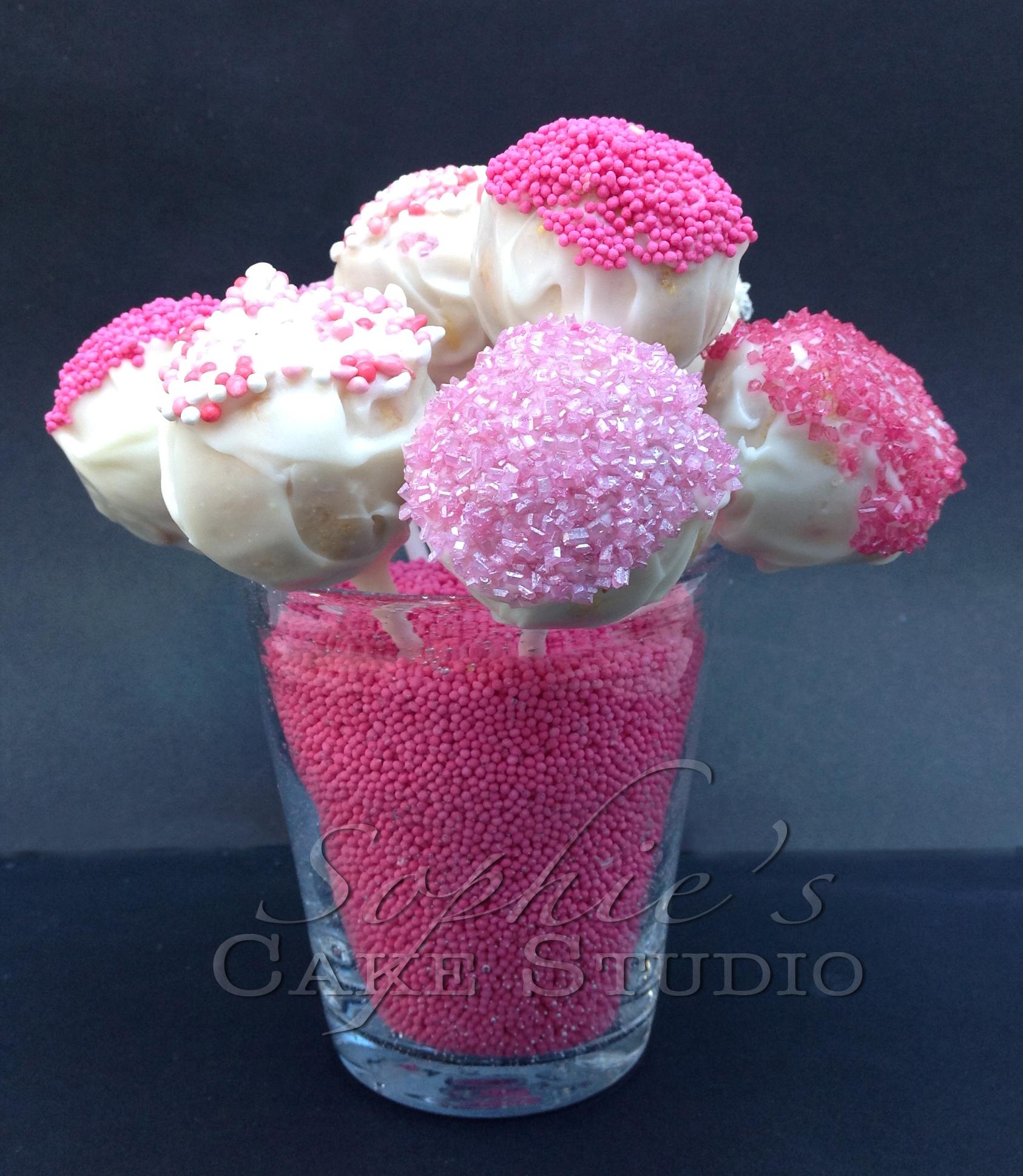 cakepops by Caramel Salé