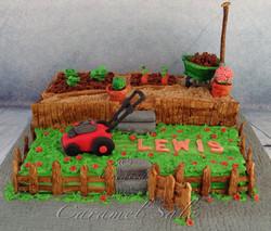 gardeners cake watermark