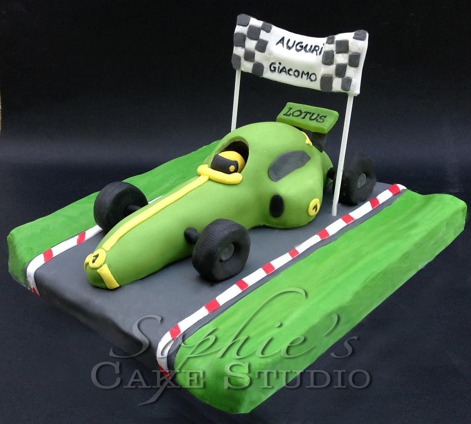 racecar watermark