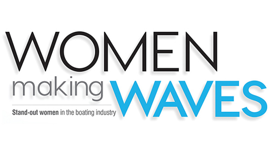 Women Making Waves logo