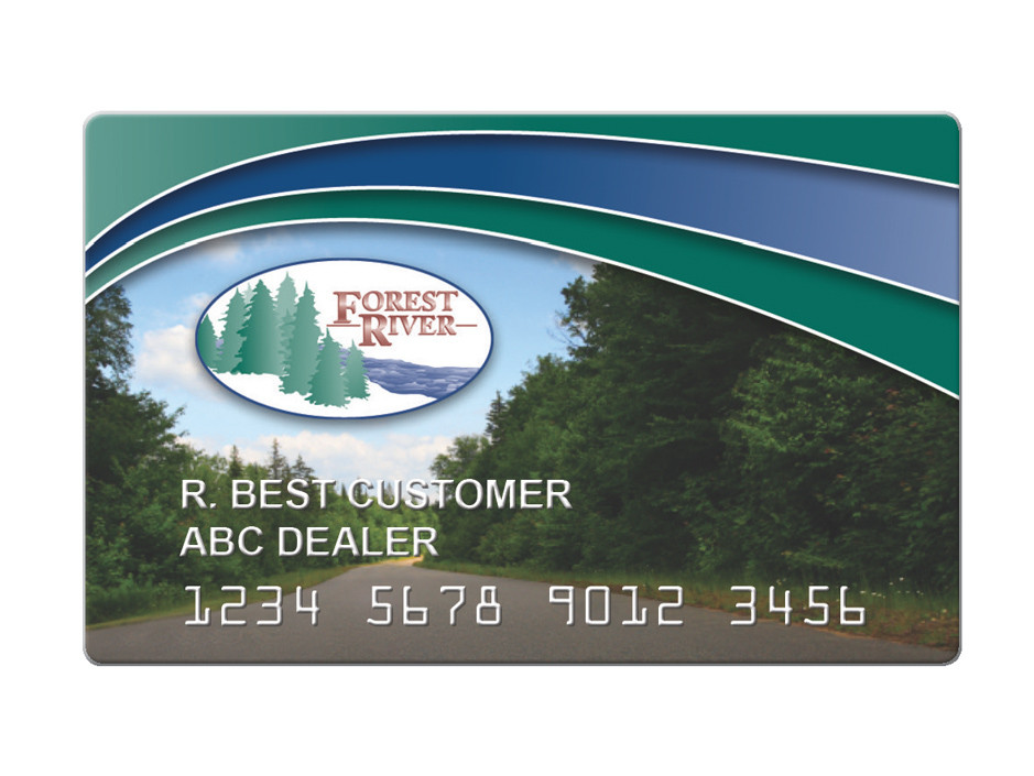 Forest River Consumer Credit Card