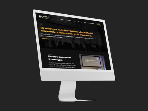 STARTUP EXCHANGE // UI Design and Brand Identity