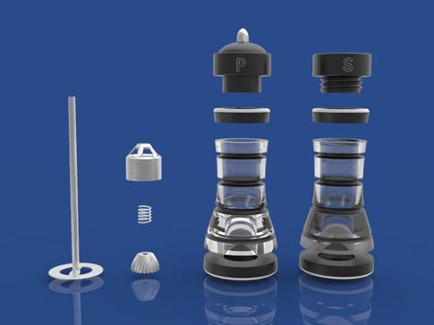 SALT AND PEPPER // Product Design