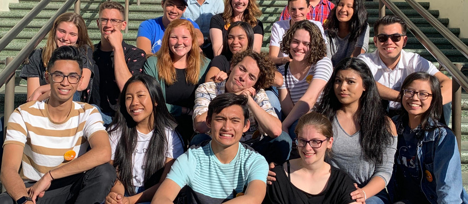 Reflecting on Teens on a Mission 2019