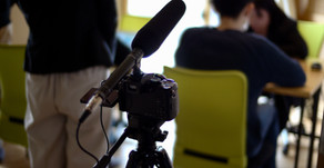 プロ制作チームが映像制作します!