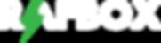 Rafbox_white_logo