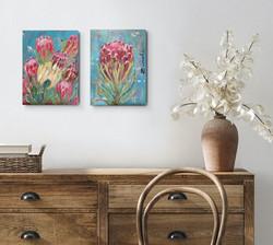 Proteas wall art Zindi