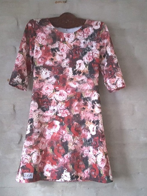 Peonie dress