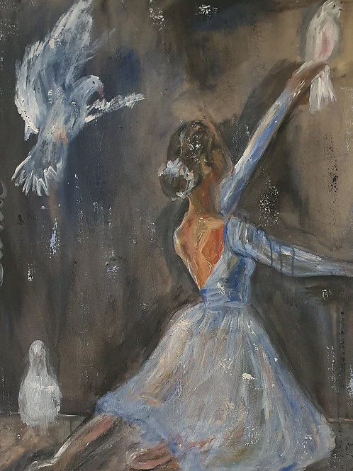 """""""Dance with the birds"""""""