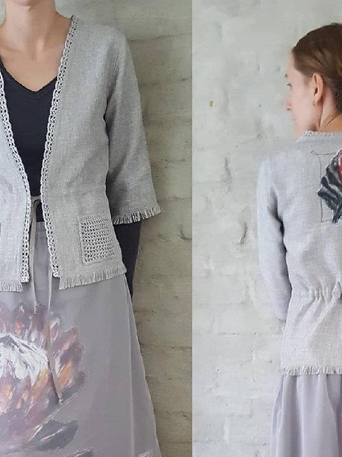 Grey Protea Jacket