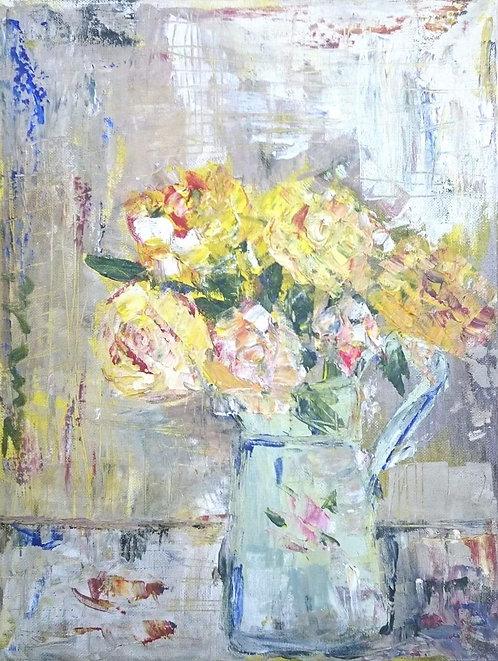 """Yellow roses"""