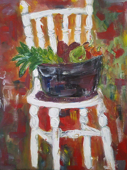 """""""White chair"""""""
