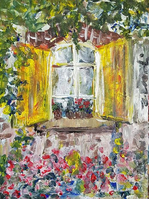 """""""Window sill beauty"""""""