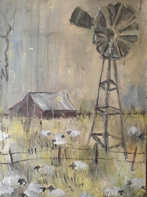 """""""On the farm"""""""