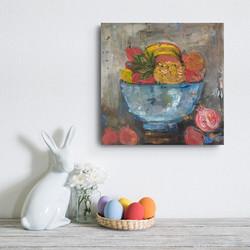 Kitchen wall art by Zindi