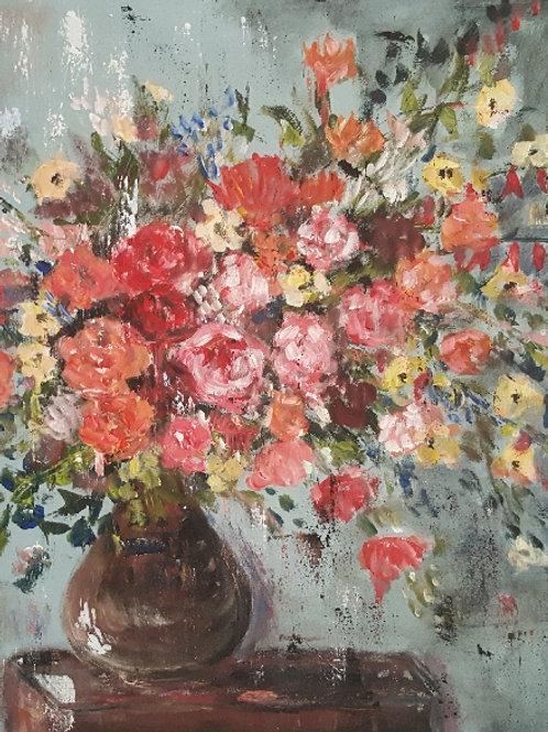 Antique Flowers