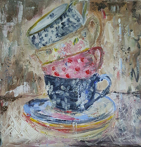 """Cups and saucers"""