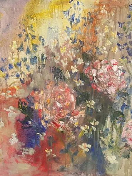 """""""Floral splash"""""""