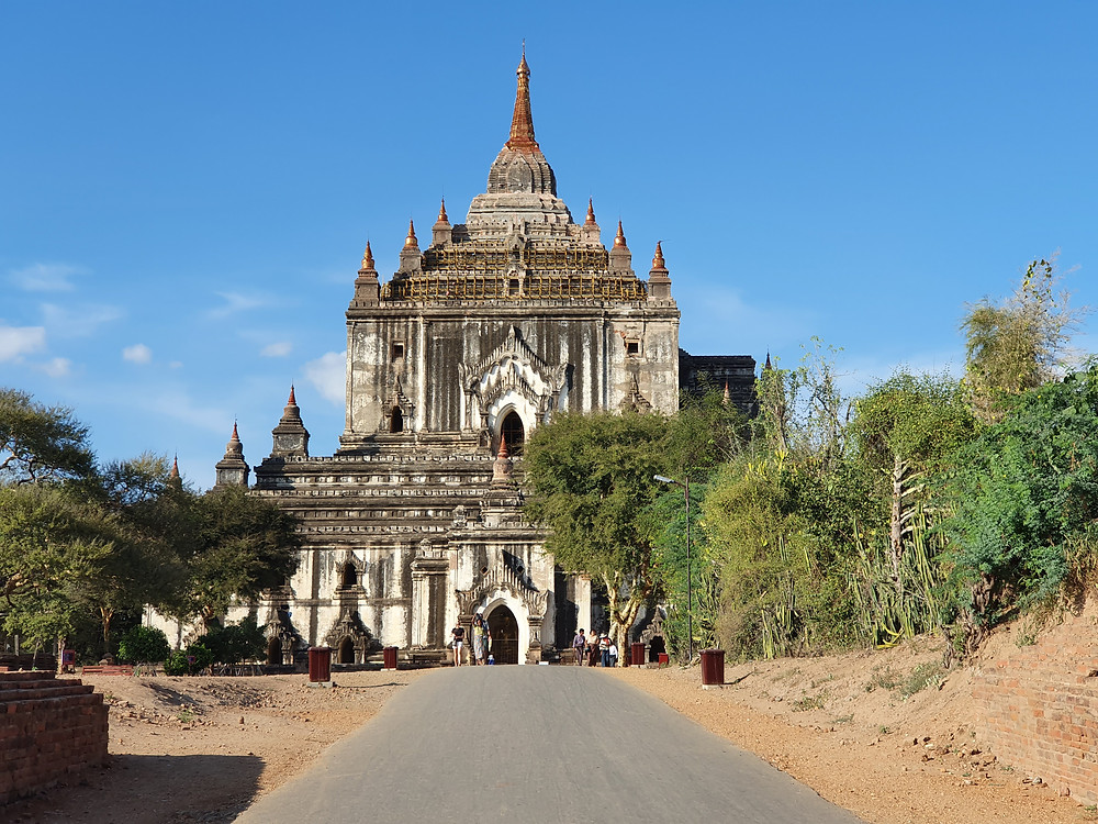 Thatbyunyu  Temple of Bagan