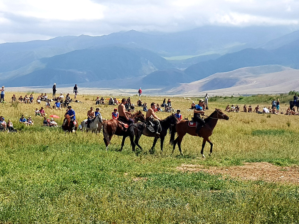 Kok Boru Games Kyrgyzstan things to do