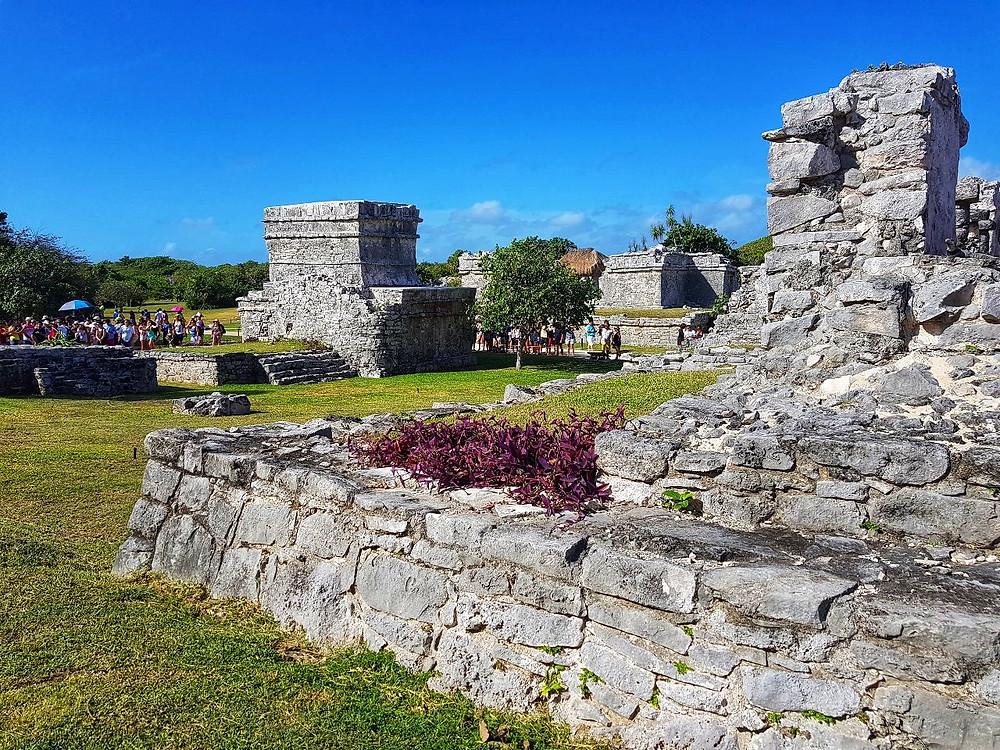 Tullum ruins