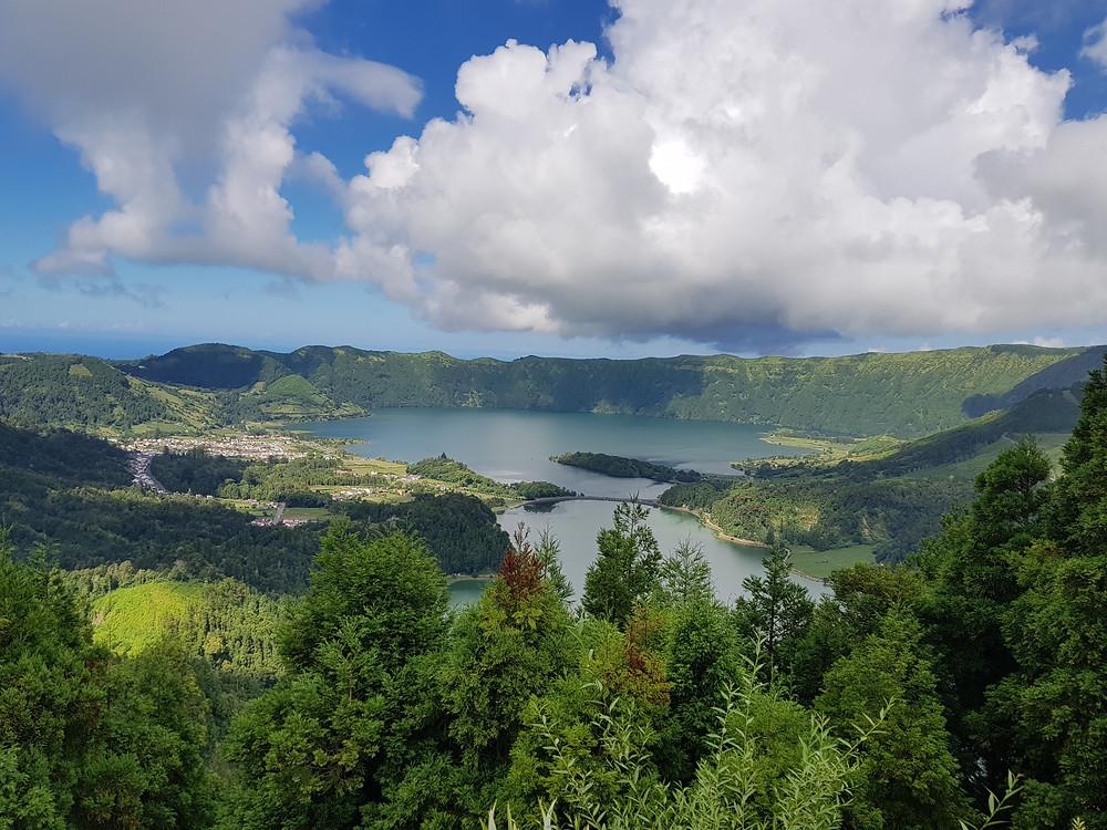 Lagao Do Fogo (Fire lake)- Sao Miguel, Azores