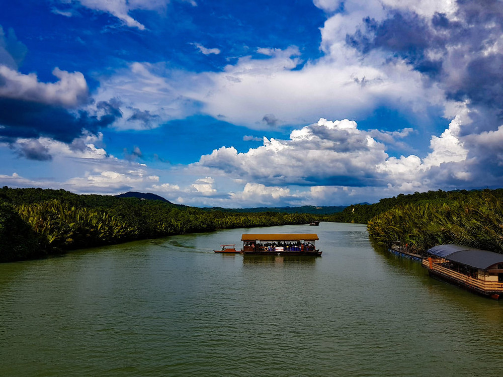 Loboc river cruises