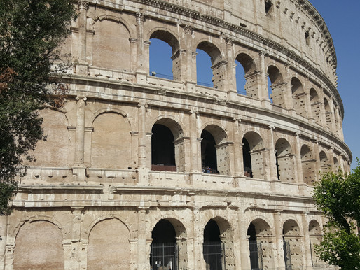 Highlights of Rome In Two Days.