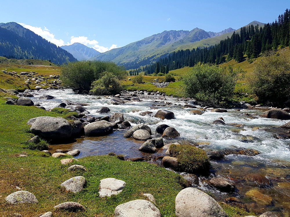 Jyrgalan River Kyrgyzstan things to do