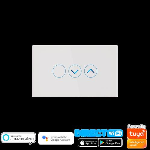 מתג  תדר Wifi תאורה +תריס  קופסת חיווט גוויס 3 מקום.