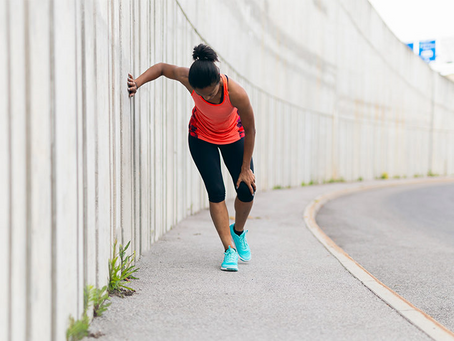 Running Injury?  Don't let it keep you Sidelined!