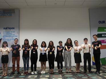 TOP 8 thí sinh Chung kết Doanh Nhân Tập Sự 2018