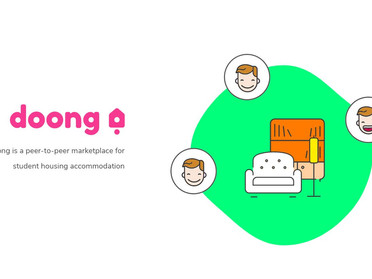 Doong - Top 5% South East Asia Startup