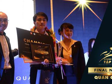 Cuộc thi Doanh Nhân Tập Sự 2017