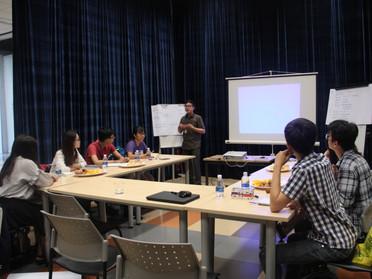 Assessment Camp - Recap tóm tắt Training ngành Customer Development - Unilever