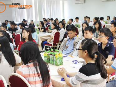 Đưa khởi nghiệp vào tầm ngắm cùng Young Innovators Forum 2016