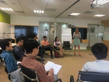 Assessment Camp - Recap tóm tắt training ngành Marketing - FrieslandCampina