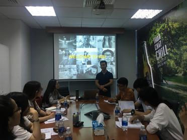 Assessment Camp - Recap tóm tắt Training ngành Supply Chain - AB InBev
